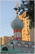 Церковь Власия (Спаса Преображения) в Старой Конюшенной слободе - Москва - Центральный административный округ (ЦАО) - г. Москва