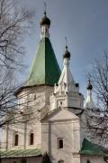 Церковь Троицы Живоначальной в Троицком-Голенищеве - Раменки - Западный административный округ (ЗАО) - г. Москва