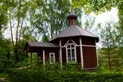 Часовня Георгия Победоносца - Лахденпохья - Лахденпохский район - Республика Карелия