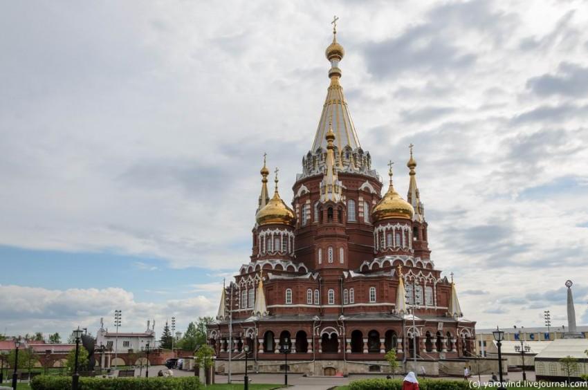 Кафедральный собор Михаила Архангела, Ижевск