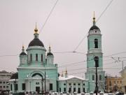 Таганский. Сергия Радонежского (Троицы Живоначальной) в Рогожской слободе, церковь