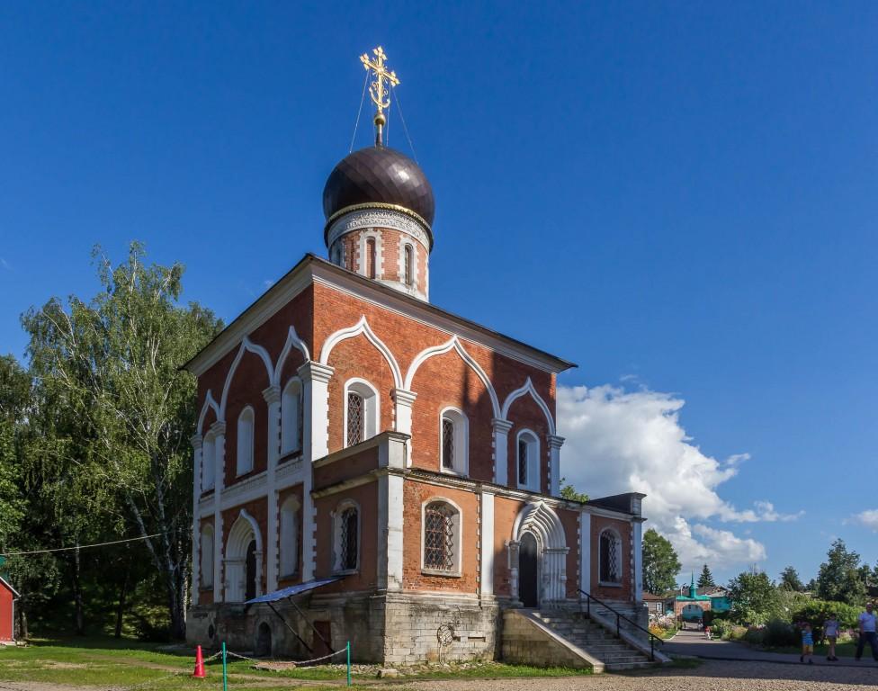Церковь Петра и Павла (Старо-Никольский собор), Можайск