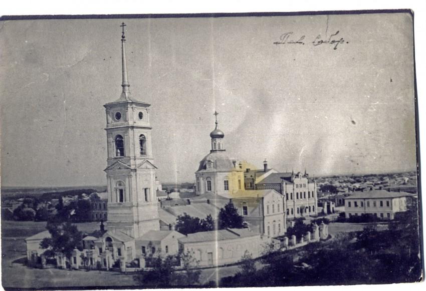 Собор Спаса Преображения, Павловск