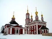 Суздальский православный лицей. Церковь Флора и Лавра - Суздаль - Суздальский район - Владимирская область
