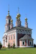 Епархиальная школа в Михалях. Церковь Михаила Архангела - Суздаль - Суздальский район - Владимирская область