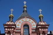 Суздаль. Епархиальная школа в Михалях. Церковь Александра Невского