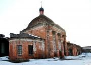 Церковь Рождества Пресвятой Богородицы - Кишкино (Прилепский с/о) - г. Тула - Тульская область