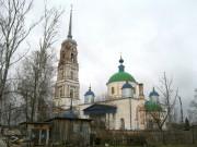 Церковь Спаса Преображения - Давыдово - Камешковский район - Владимирская область