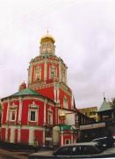 Собор Богоявления Господня бывшего Богоявленского монастыря - Москва - Центральный административный округ (ЦАО) - г. Москва