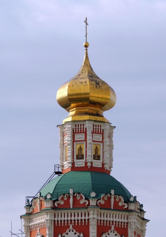 Собор Богоявления Господня бывшего Богоявленского монастыря, Москва