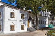 Зачатьевский монастырь. Церковь Сошествия Святого Духа - Москва - Центральный административный округ (ЦАО) - г. Москва