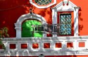 Зачатьевский монастырь. Церковь Спаса Нерукотворного Образа - Москва - Центральный административный округ (ЦАО) - г. Москва