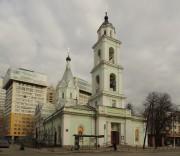 Церковь Троицы Живоначальной на Шаболовке - Москва - Центральный административный округ (ЦАО) - г. Москва