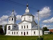 Церковь Богоявления Господня (Космы и Дамиана) в Заречье - Верея - Наро-Фоминский район - Московская область