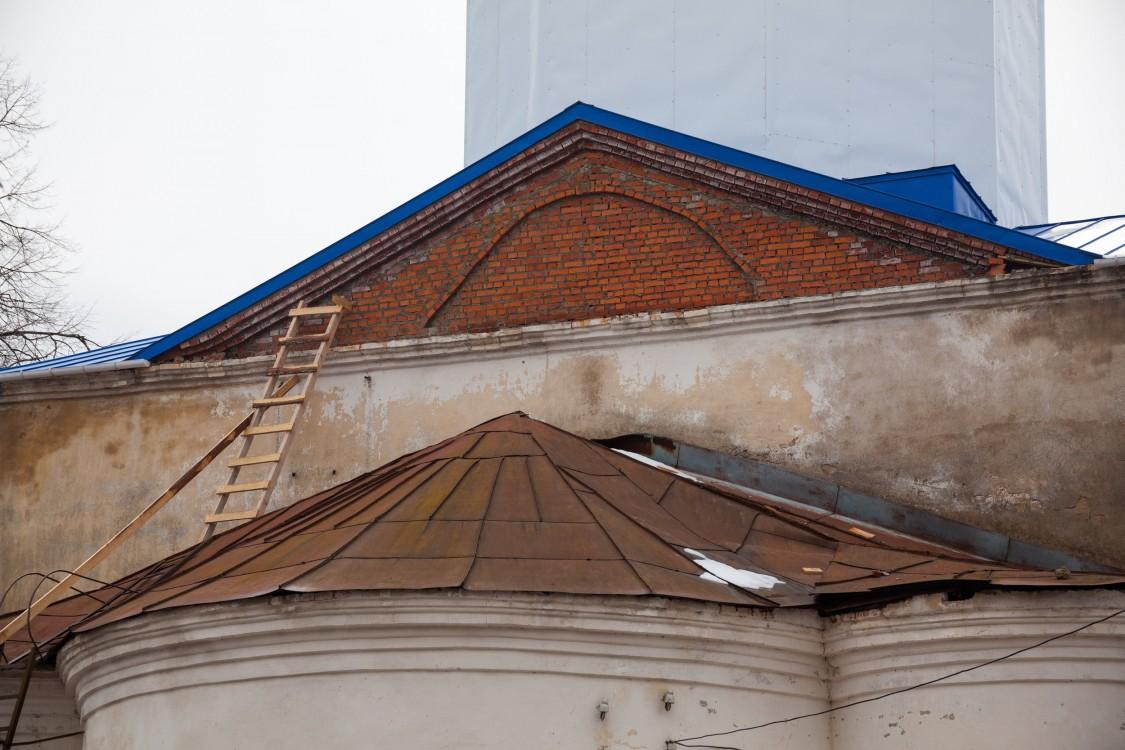 Церковь Воскресения Словущего, Борисово