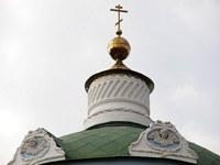 Церковь Сошествия Святого Духа на быв. Лазаревском кладбище - Москва - Центральный административный округ (ЦАО) - г. Москва