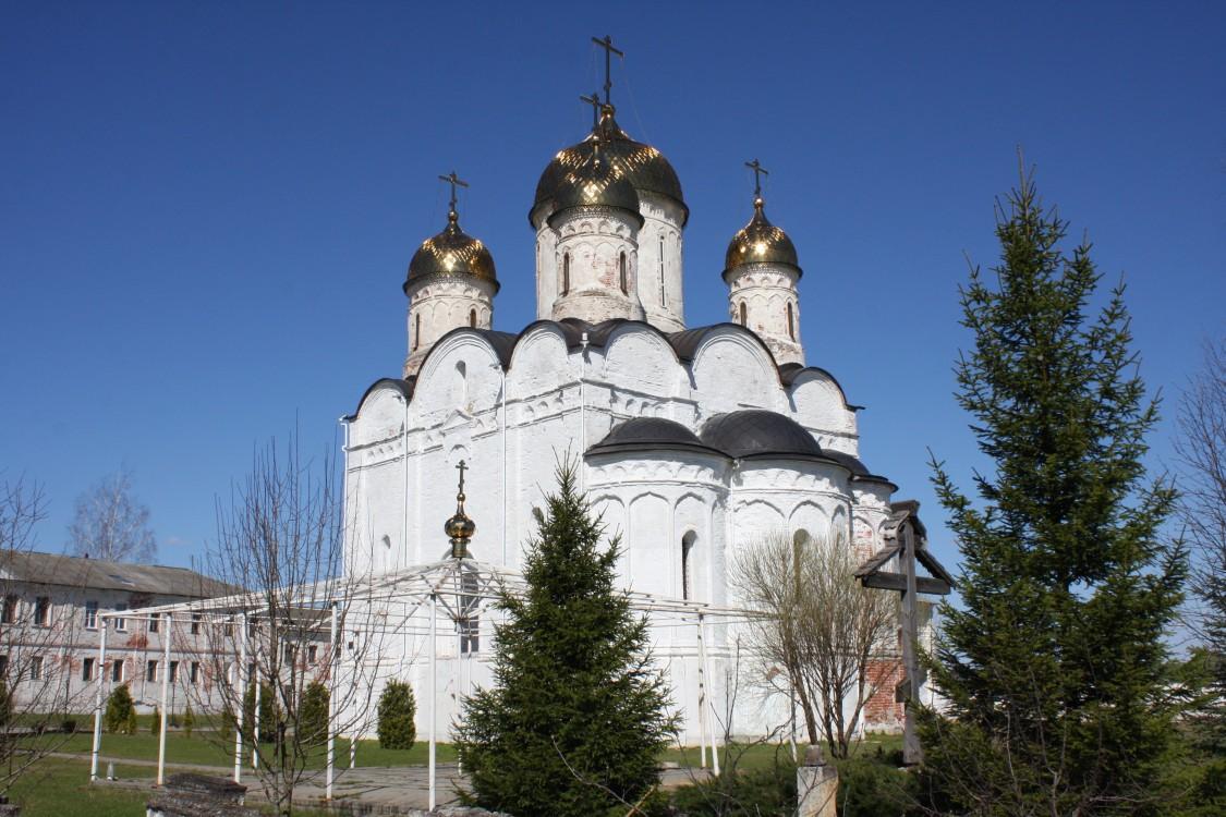 Лужецкий Ферапонтов монастырь. Собор Рождества Пресвятой Богородицы, Можайск