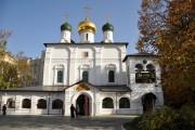 Мещанский. Сретенский монастырь. Собор Сретения Владимирской иконы Божией Матери