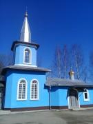 Церковь Геннадия и Евфимия Новгородских - Ковалёво - Всеволожский район - Ленинградская область