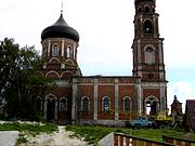Церковь Воздвижения Креста Господня - Сокольниково - Домодедовский район - Московская область