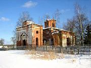 Церковь Покрова Пресвятой Богородицы - Мелехово - Киришский район - Ленинградская область