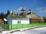 Церковь Рождества Пресвятой Богородицы - Усть-Чёрная - Киришский район - Ленинградская область