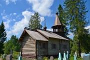 Церковь Афанасия Великого - Посад - Подпорожский район - Ленинградская область