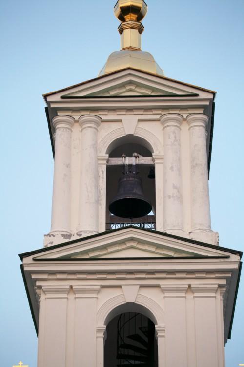 Церковь Спаса Преображения, Пидьма