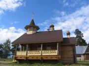 Церковь Николая Чудотворца - Торфяное - Приозерский район - Ленинградская область