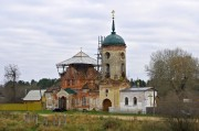 Белый Омут. Николая Чудотворца, церковь