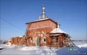 Подберезье. Смоленской иконы Божией Матери, церковь