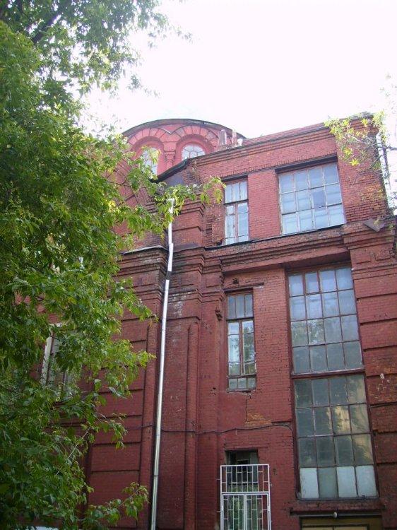 Церковь Георгия Победоносца в Грузинах, Москва