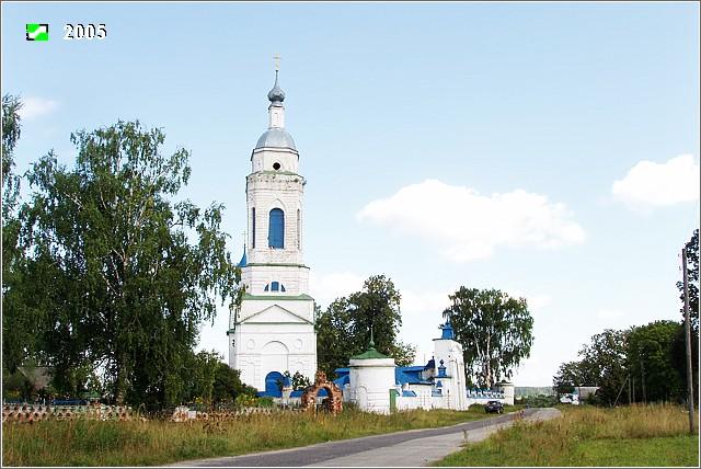 Церковь Казанской иконы Божией Матери, Усолье