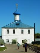 Боголюбово. Боголюбский женский монастырь. Трапезная церковь Благовещения