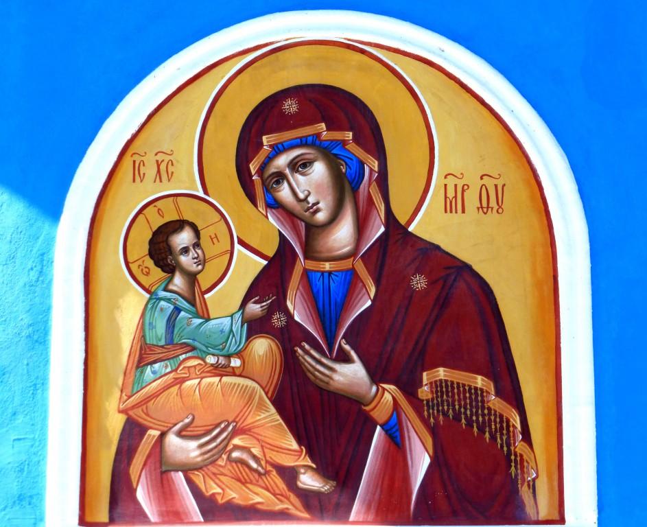 Церковь Иерусалимской иконы Божией Матери, Белый Городок