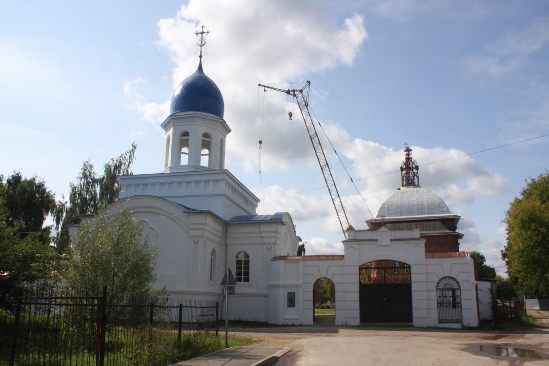 Лаврентьев монастырь, Калуга