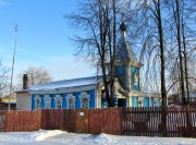 Церковь Казанской иконы Божией Матери - Лучки - Юрьев-Польский район - Владимирская область