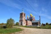 Церковь Илии Пророка - Тынцы - Камешковский район - Владимирская область