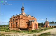 Придорожный. Богородице-Рождественский женский монастырь. Церковь Рождества Пресвятой Богородицы