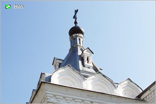 Церковь Димитрия Солунского, Сима