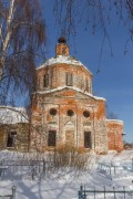 Церковь Рождества Пресвятой Богородицы - Сорогужино - Юрьев-Польский район - Владимирская область