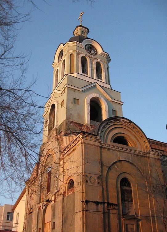 Церковь Казанской иконы Божией Матери (