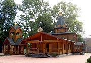 Церковь Богоявления Господня - Жаворонки - Одинцовский район, г. Звенигород - Московская область