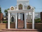 Церковь Смоленской иконы Божией Матери - Константиново - Домодедовский район - Московская область