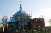 Церковь Сергия Радонежского - Кишкино - Домодедовский район - Московская область