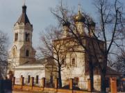 Церковь Воскресения Словущего - Колычево - Домодедовский район - Московская область