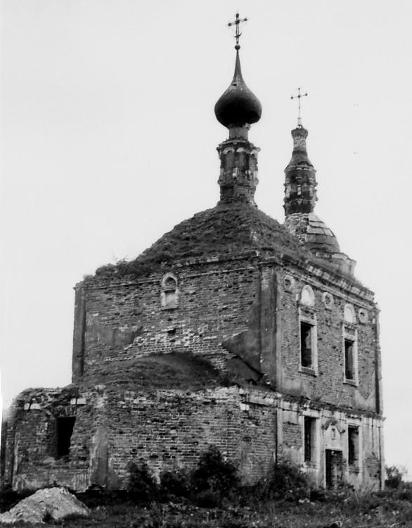 Церковь Рождества Пресвятой Богородицы, Кузовлево