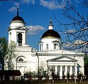 Церковь Михаила Архангела - Михайловское - Домодедовский район - Московская область