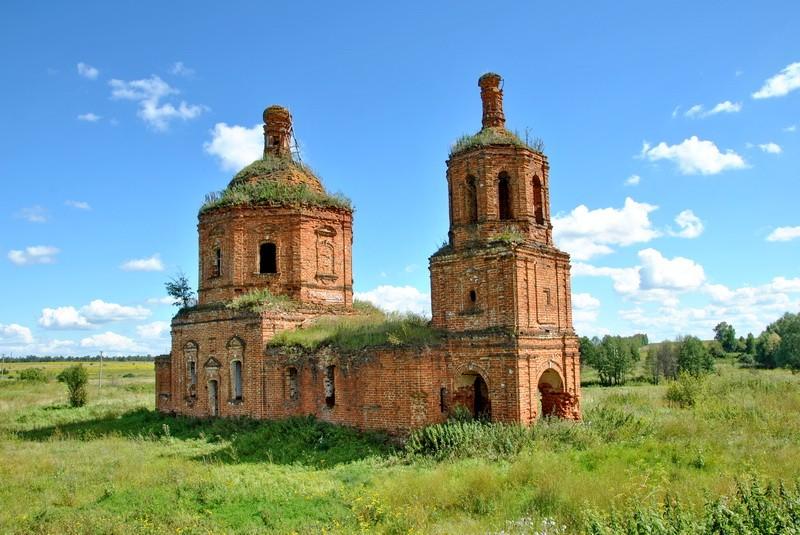 Церковь Покрова Пресвятой Богородицы, Потёмкино