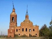 Церковь Спаса Нерукотворного Образа - Пруды - Щёкинский район - Тульская область